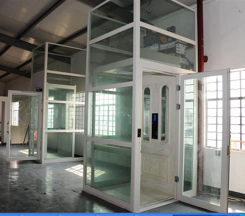 Glass Home Elevators