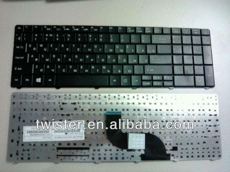 New Ru Laptop Keyboard For Acr E1-471 E1-471g E1-431 E1-431g E1 ...