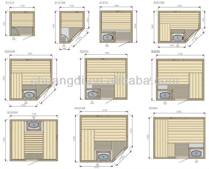 Lujoso Como Hacer Una Sauna Patrón - Ideas para el hogar - telchac.info
