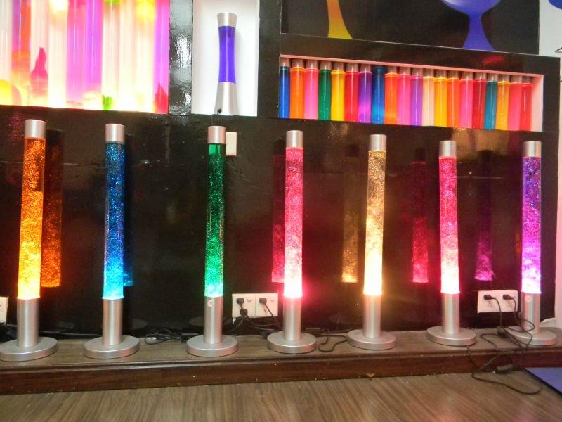 Marvelous Wedding Decoration 760 Tube Shape Lava Floor Lamp Design