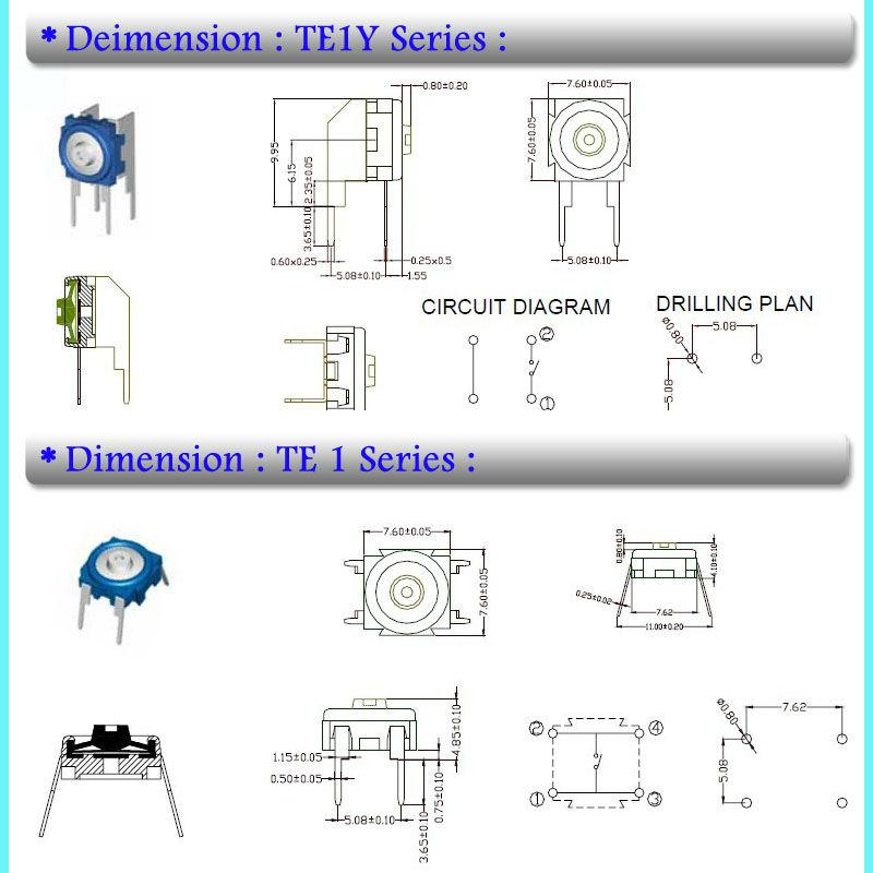 4 pin tactile switch wiring diagram tactile free printable wiring diagrams