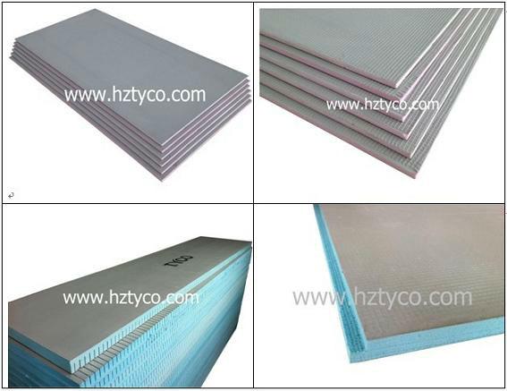 Waterproof Xps Insulation Board Buy Xps Insulation Board Xps Tile Backer Board Cement Tile