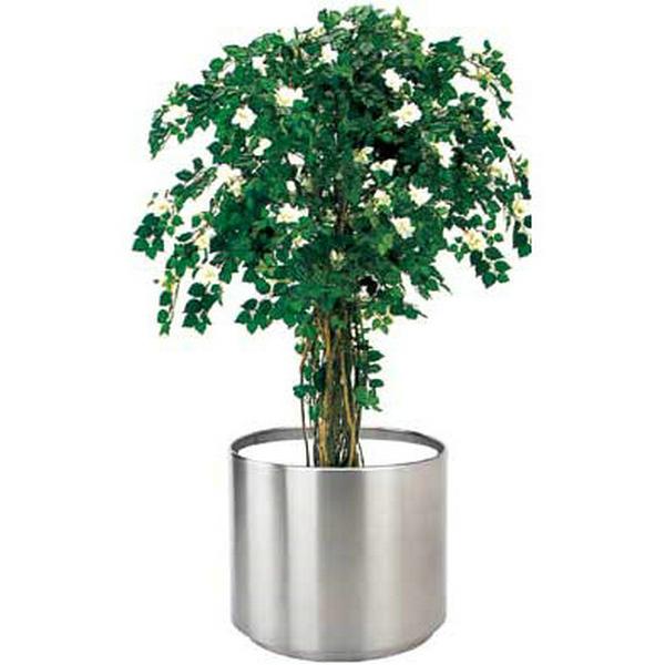 Stainless Steel Metal Hotel Indoor Flower Pots - Buy Indoor Flower ...