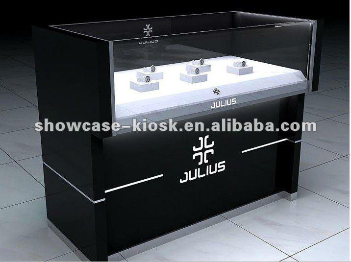 Gl Jewelry Watch Display Cabinet Kiosk