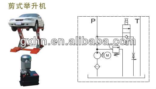 Car Lift Hydraulic Power Units Car Lift Hydraulic Power Pack Car