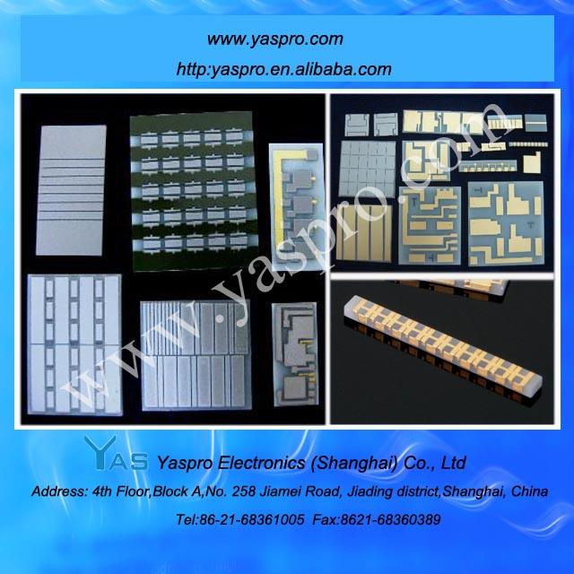 Thin Film Alumina Ceramic Pcb Substrate Buy Thin Film