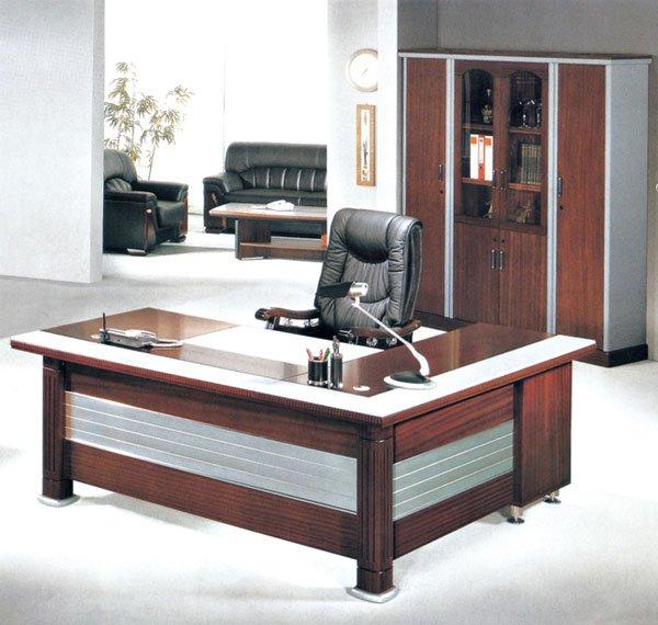 nice computer desk table/hot sale office table/fancy wooden table desk .