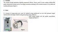 550w Power Saving Servo Motor For Industrial Sewing Machine - Buy ...