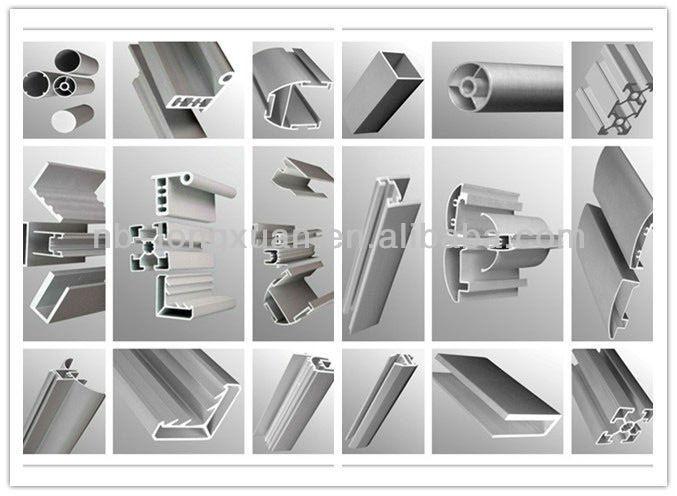 Tipos de aluminios para ventanas stunning ventanas - Tipos de perfiles de aluminio ...