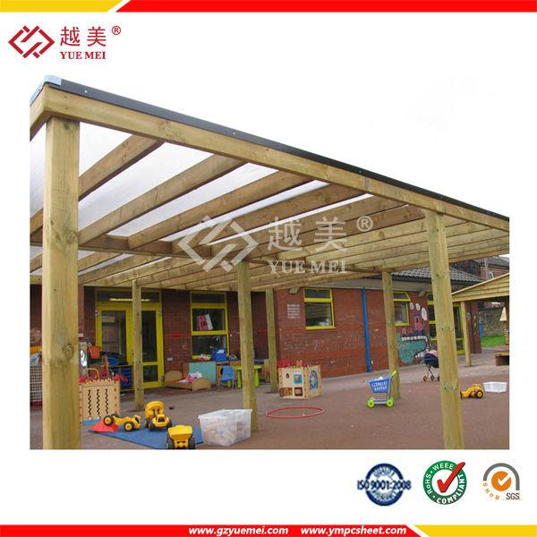 Polycarbonate Hollow Sheet Guangzhou Professional