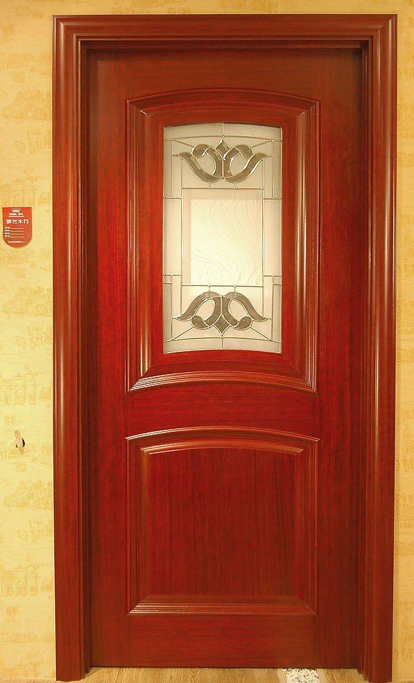 puertas de madera maciza madera de puertas marco de puertas interiores with colores de puertas de madera interiores