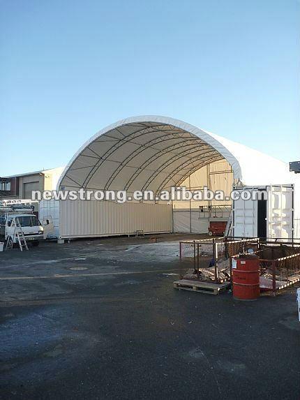 Steel Frame Shelters : Prefab steel frame container shelter buy