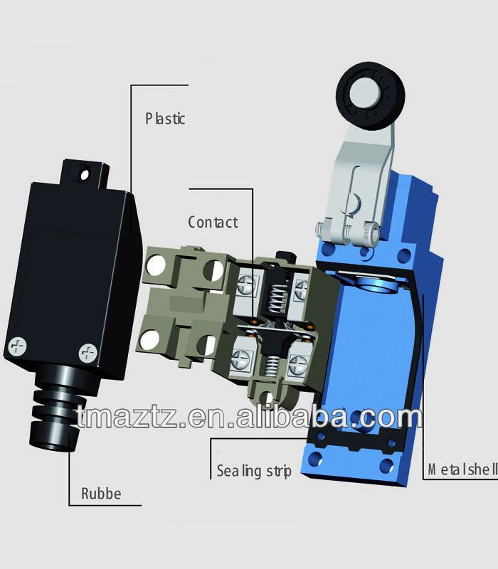 Position Indicator Limit Switch Box / Garage Door Limit Switch ...