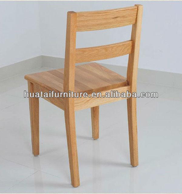 Pas cher bois massif table manger simple set cuisine en for Table et chaise en bois pas cher