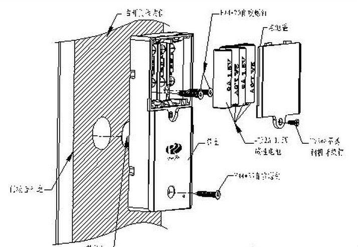 rfid karte schl ssel metall hotel elektronische sauna. Black Bedroom Furniture Sets. Home Design Ideas