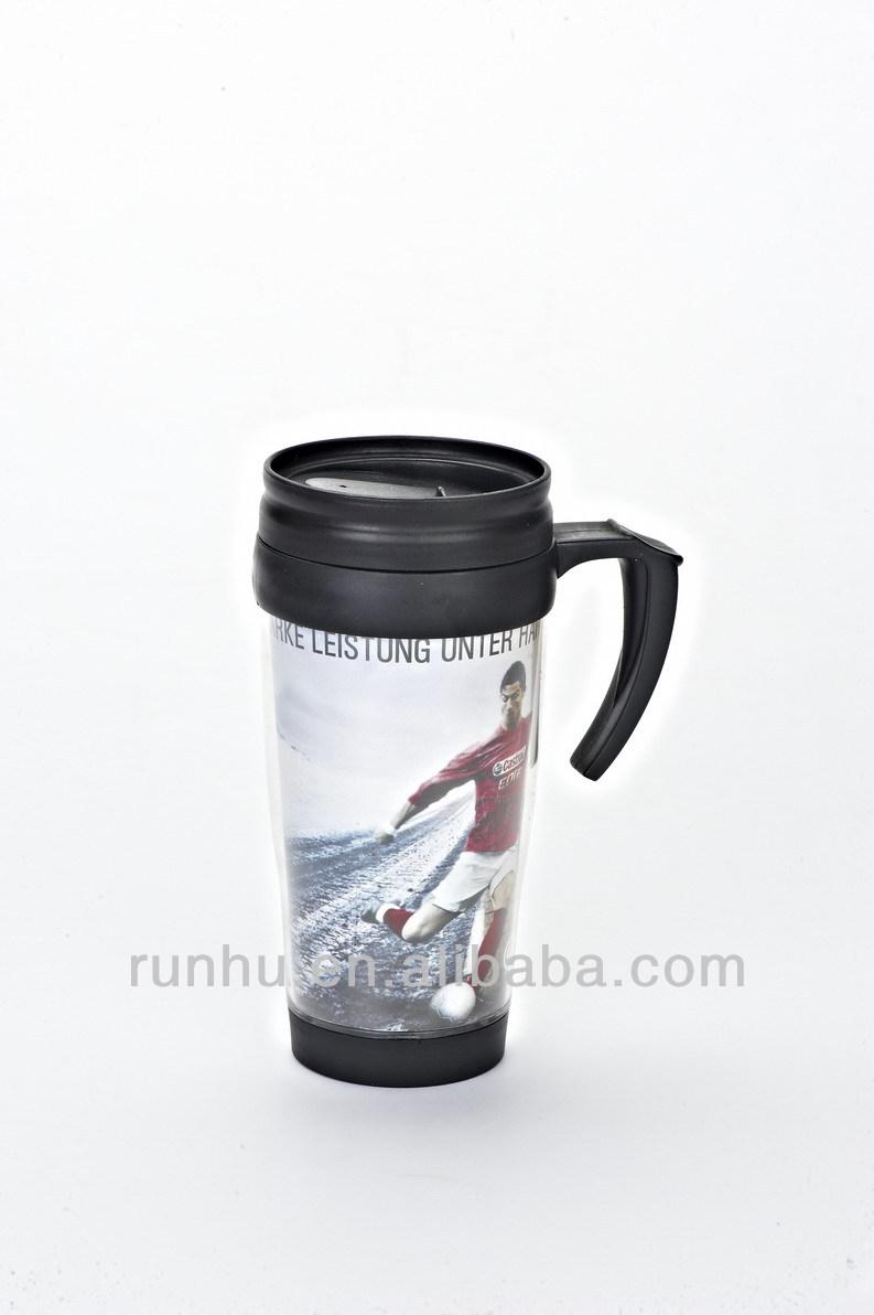 Pp Plastic Travel Mug