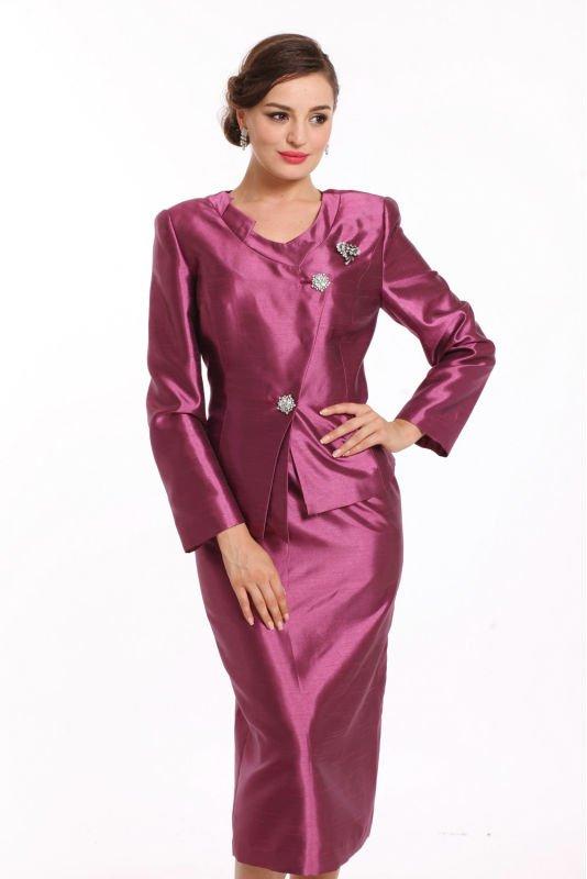ladys 3pcs purple church suitswomen suits buy church