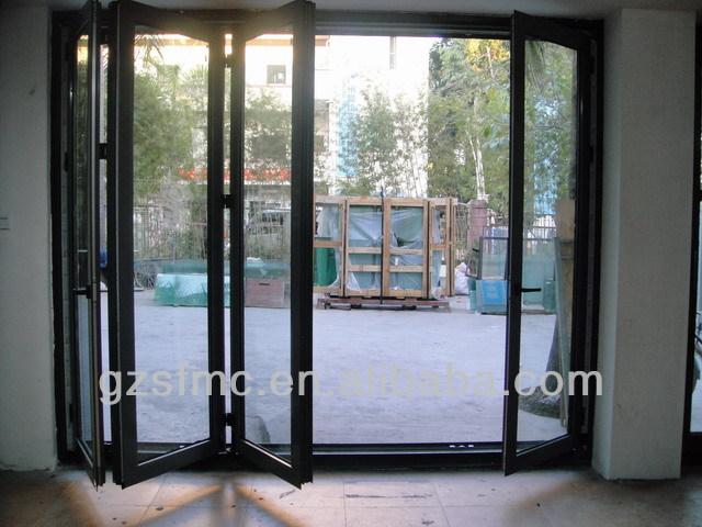Soundproof Grill Design Terrace Door