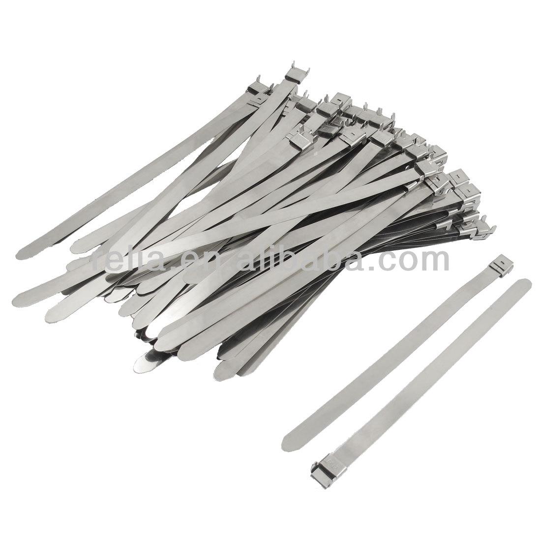 Alle Arten Von Metall-kabelbinder,Edelstahl Kabelbinder - Buy ...