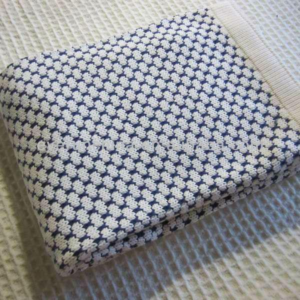 50cz74 100 Elegante Muster Stricken Decke Chunky Leiter Decke Decke