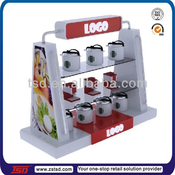 Tsd-w346 Custom High Quality Home Appliance Display Rack ...