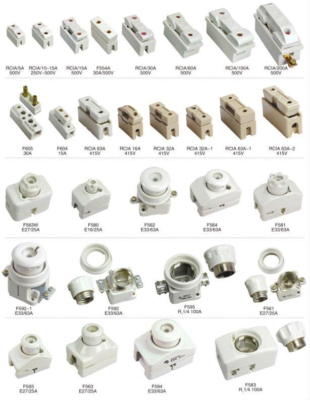 electric fuse box types rh prokatim info Screw in Fuse Box Fuse Box Wiring Diagram