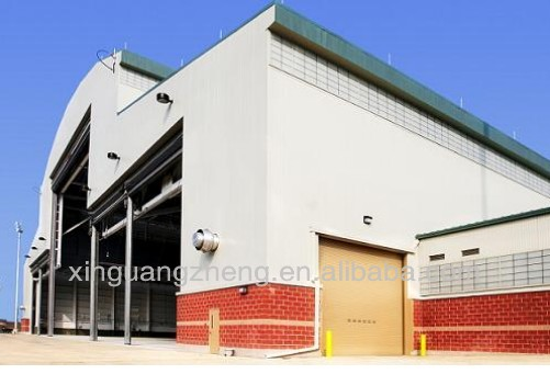 2014 Professinal manufacture prefabricated aircraft hangar