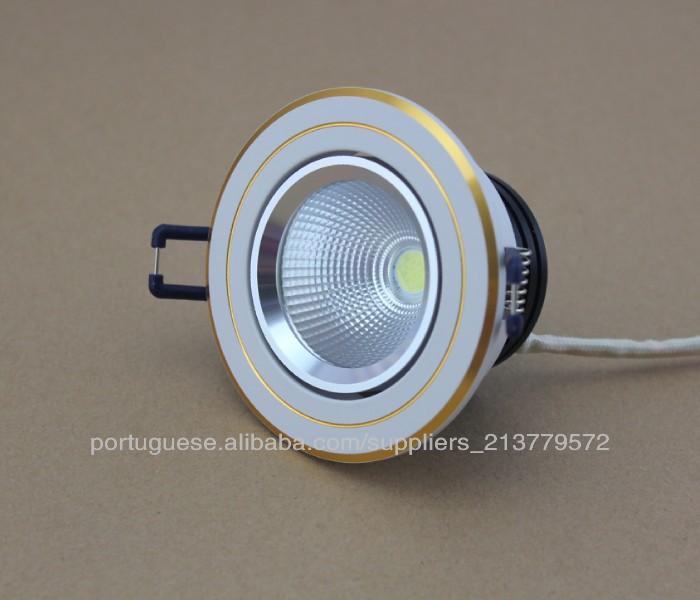 Lampu DownLight Cover Kaca - brandstore semesta