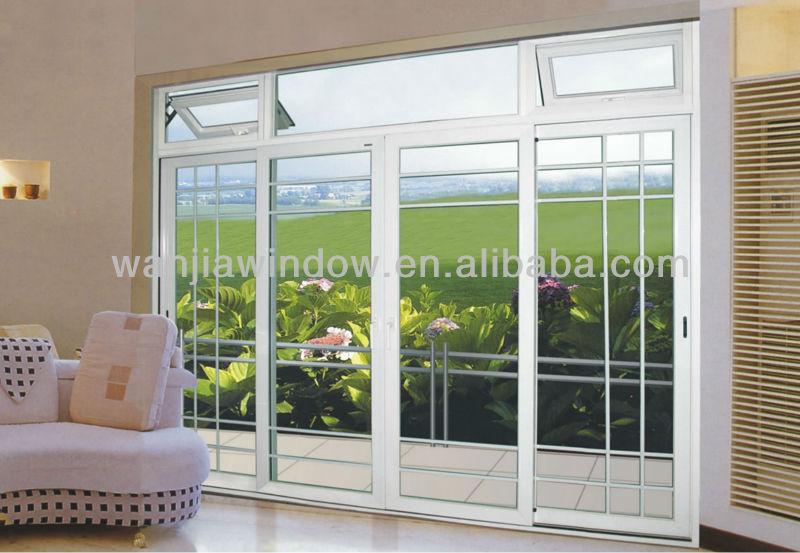 ... Aluminium Doors And Windows Security Grill Design Modern House Door  Design