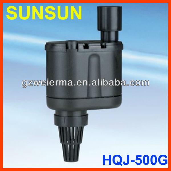 Sunsun 8w 400l/h Fish Tank Water Pump Aquarium Submersible Filter ...