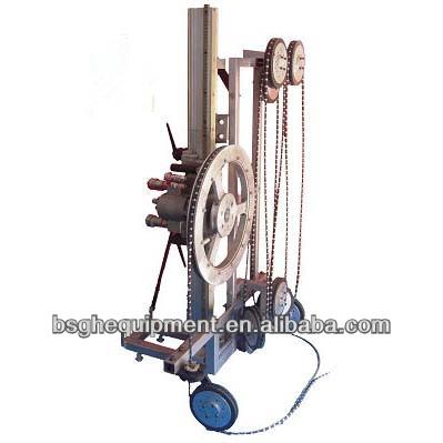 Good Quality Bsgh Sq-80am Hydraulic Diamond Wire Saw Machine For ...