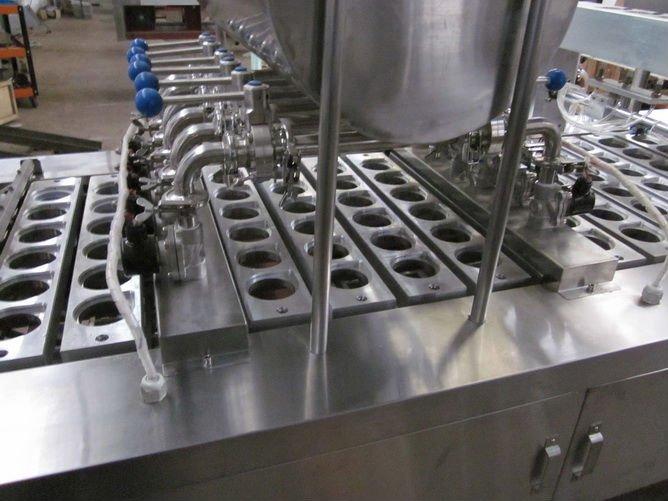 Automatic Plastic Juice Yogurt Cup Filling Machine Buy