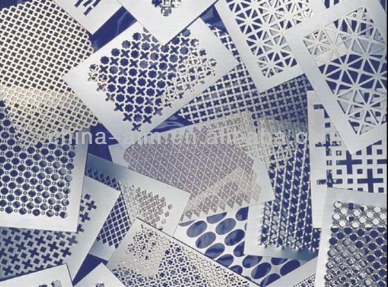 aluminium decorative perforated metal decorative perforated metal screen - Decorative Metal Screen