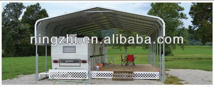Mobile garage garage f r zwei autos blech garage buy for Garage mobile per auto