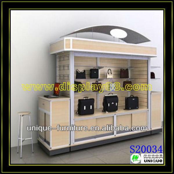 Bags Cabinet Door Display Rack/bags Wooden Cabinet Glass Shoes Rack Display/wooden  Display