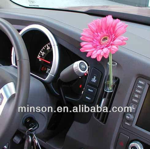 Sunflower Car Vase Flower For Car Interior Air Freshenering View