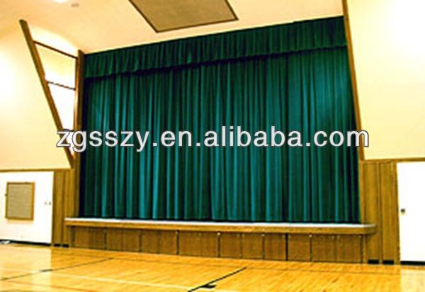 School Stage Curtains Curtain Menzilperde Net