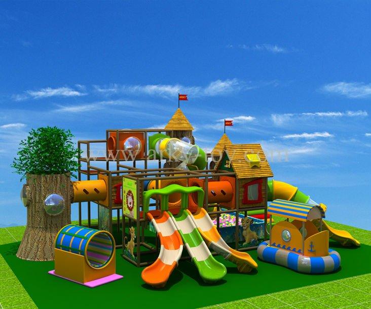 Extrêmement Eu Standard Di Divertente Per Bambini Parco Giochi Al Coperto  BM78