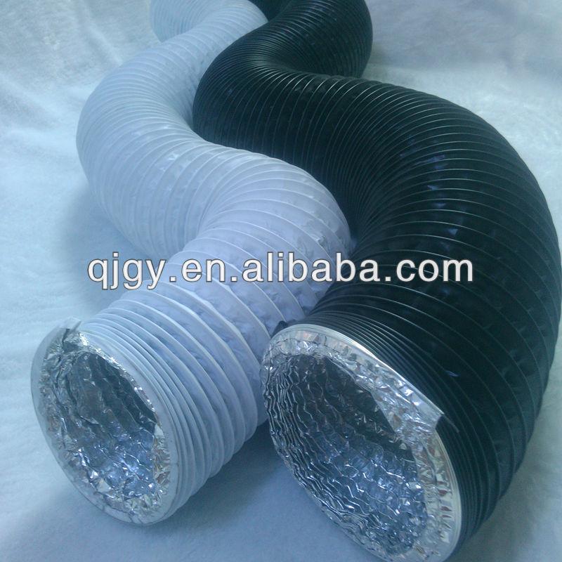 Retractable extension type pvc flexible heat resistant