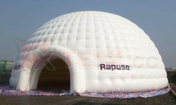 Giant 16m Inflatable Igloo Bubble Tent Igloo Festival Tent for Events Inflatable Dome Igloo & Giant 16m Inflatable Igloo Bubble TentIgloo Festival Tent For ...