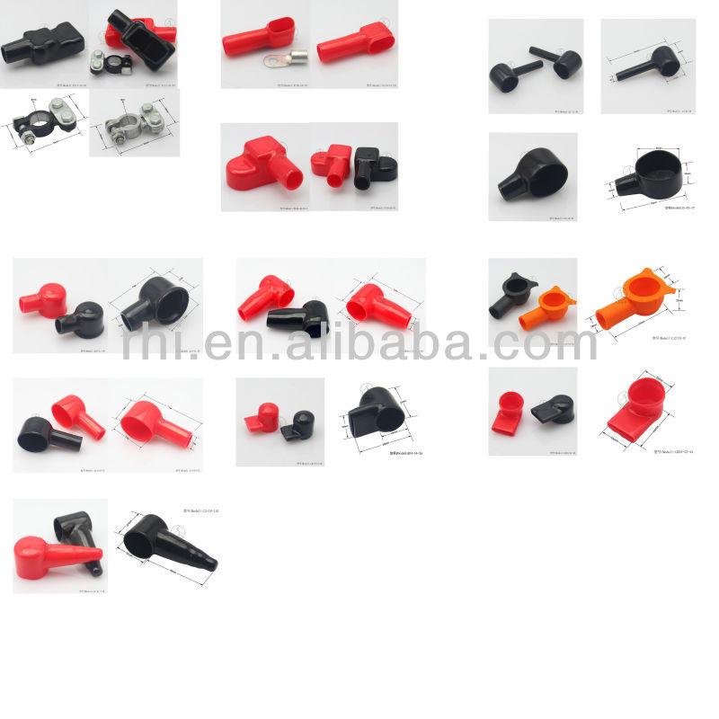 Pvc Vinyl Rubber Boots,Battery Cable End Cap/ Battery Terminal ...