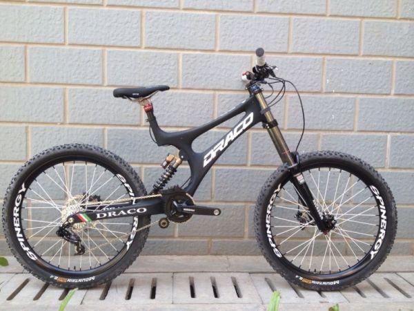 Draco 2014 Downhill Bike Specialized Downhill Mountain