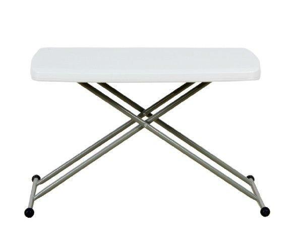 Sy 32sj Adjule Small Folding Table