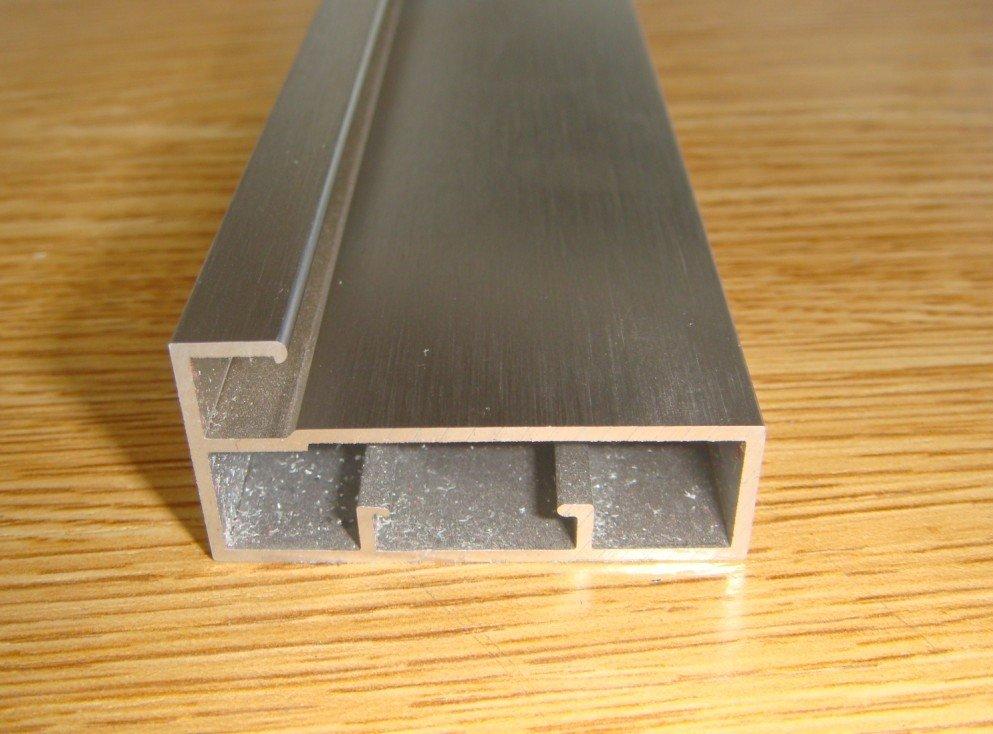 Aluminum Kitchen Profile Cabinet Door Frame View Door