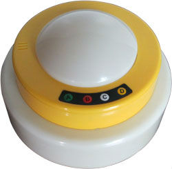 Display technology and candidate quiz buzzer