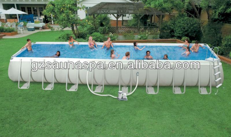 Above Ground Intex Swimming Pool Buy Intex Swimming