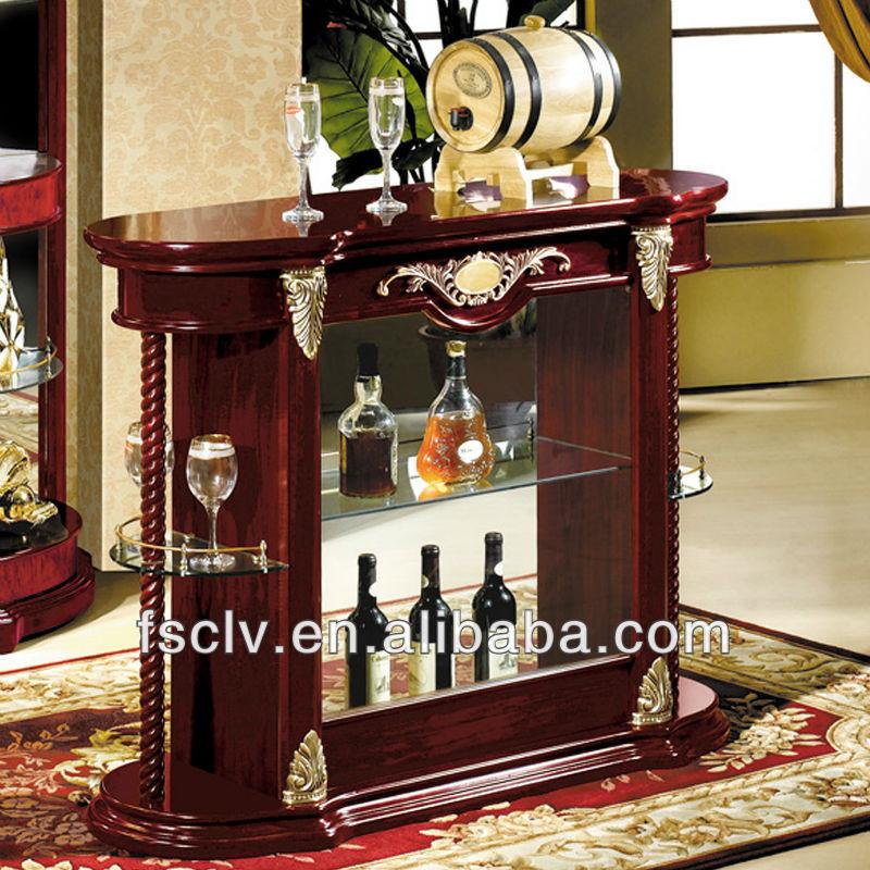 Foshan exporter classic european wood modern home bar counter design buy modern home bar - Classic bar counter design ...
