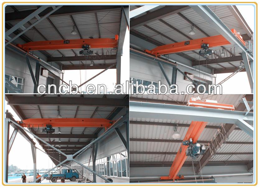 Overhead Cranes Pakistan : Cheap price used in warehouse ton overhead crane buy