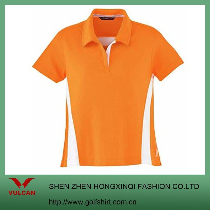 2012 New Ladies Golf Polo Shirt /newly T-shirt/strip T-shirt - Buy ...