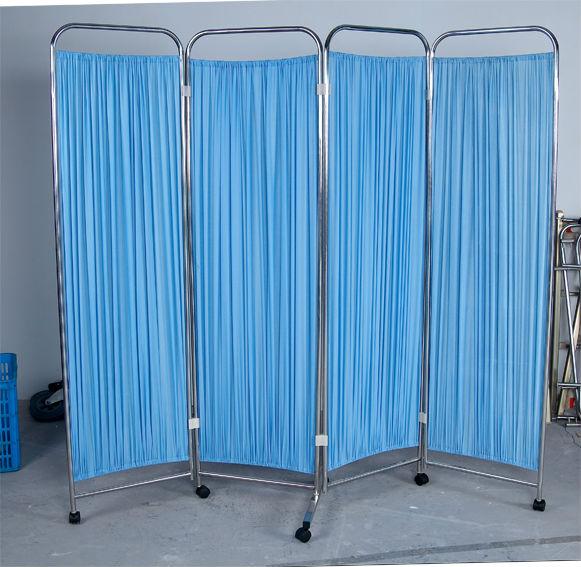 Folding Doors Room Dividers Hospital Bed Screen Curtain - Buy Folding Screen Room Divider With ...